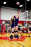 Sept. 25, 2012-VOLLEYBALL Seven Lakes@Memorial