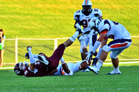 Oct. 1, 2011-Seven Lakes vs. Cinco Ranch Football