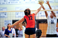 Oct. 26-VOLLEYBALL: Seven Lakes 3, Taylor 0